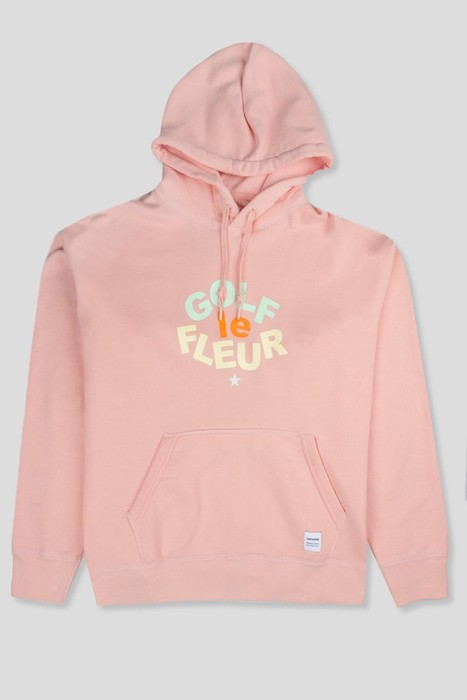 f1801915e6c0 Converse × Tyler The Creator. Converse Golf Le Fleur Hoodie in Peach Pink