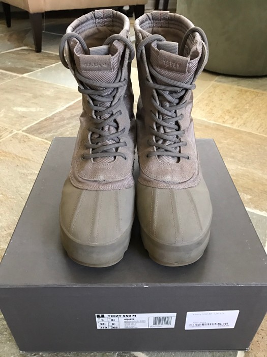2cff776fa52e0 Adidas Kanye West Yeezy 950 Moonrock Size 9 - Boots for Sale - Grailed