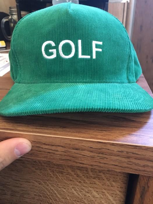 817571b5ceab Tyler The Creator. Golf Wang Corduroy Hat SnapBack