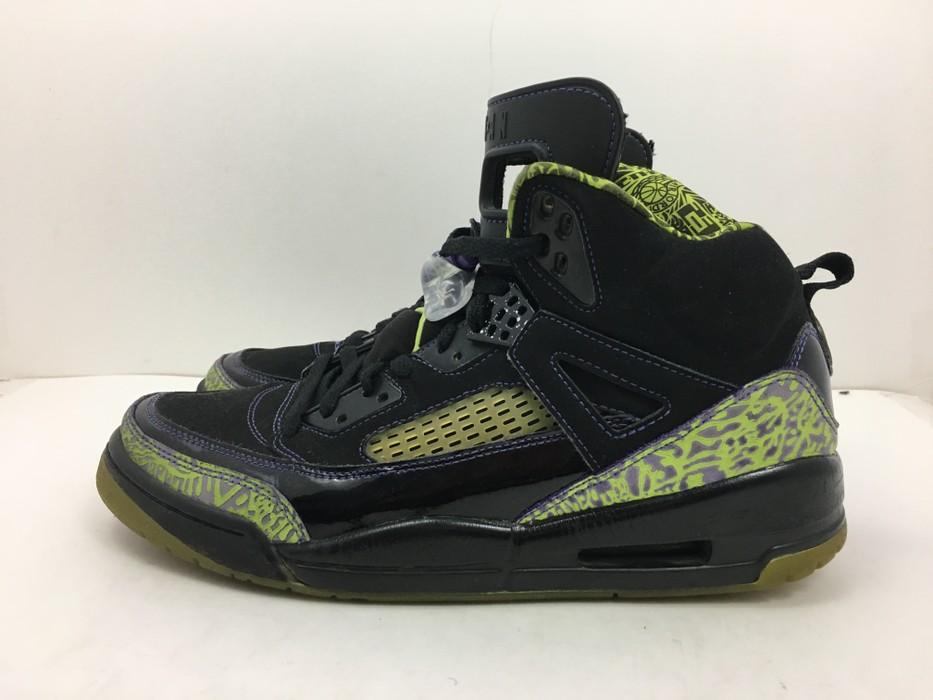 best sneakers 515d8 fb26f Nike Jordan Spizike Black Cintron Purple Size US 11   EU 44 - 2