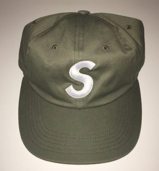 669eb930a0a Supreme Supreme FW14 OG S Logo Hat Size one size - Hats for Sale ...