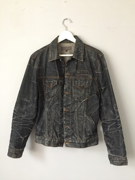 3a59181c25 Acne Studios. Acne Jeans Denim Jacket
