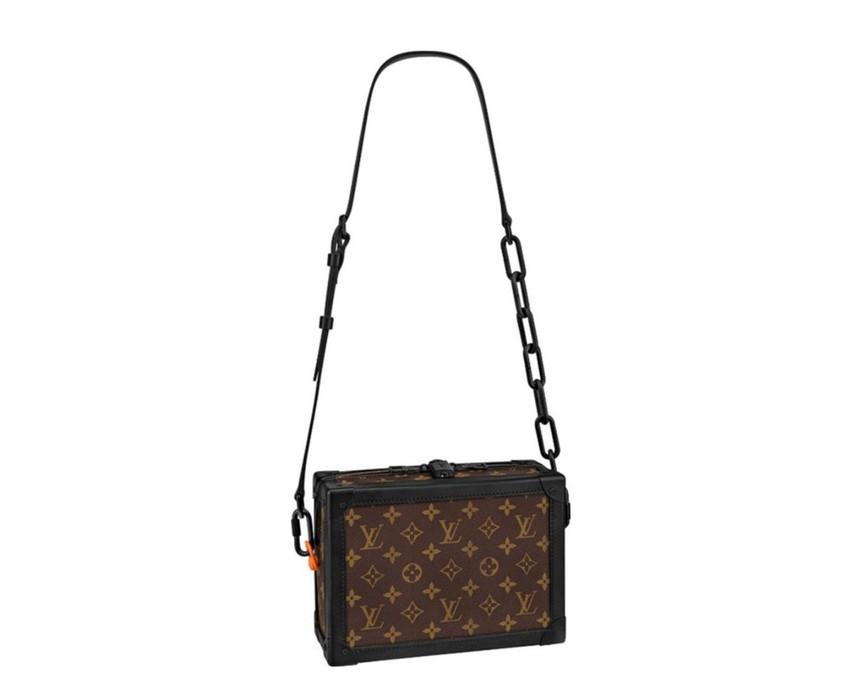 a3c2445e5856 Louis Vuitton Louis Vuitton Soft Trunk Brown Monogram Size one size ...