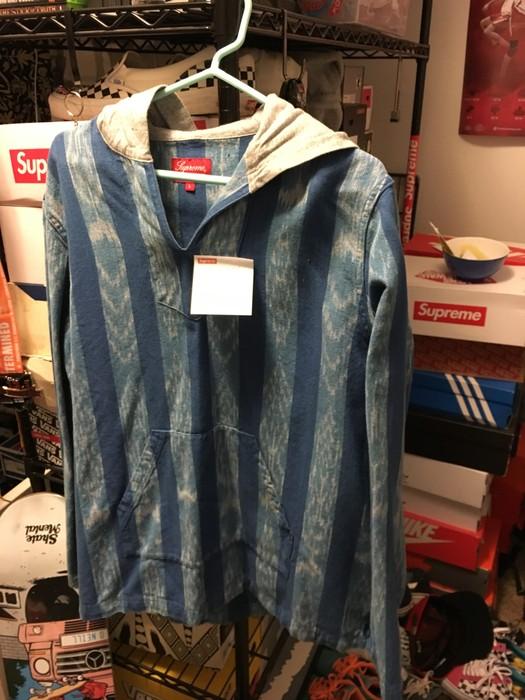 4513d9baebf Supreme Hooded andes shirt Size l - Light Jackets for Sale - Grailed