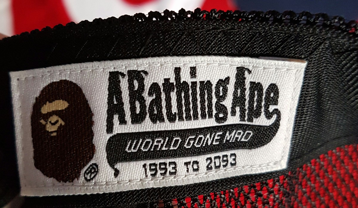 60a04d76e8358 Bape A Bathing Ape  Shark Face