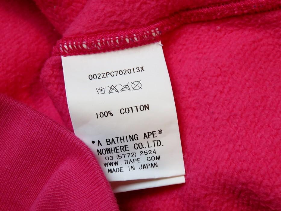 74825cd91837 Bape Pink Milo Shark Hoodie Size s - Sweatshirts   Hoodies for Sale ...