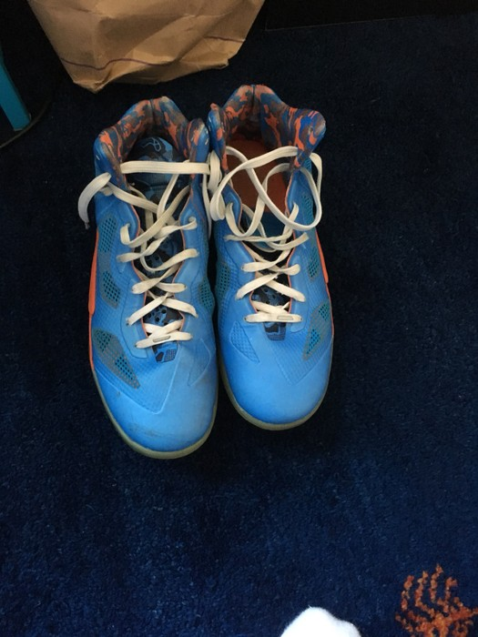 separation shoes 951c5 50c1c Nike. Nike Basketball Zoom Hyperfuse Russell Westbrook PE ...