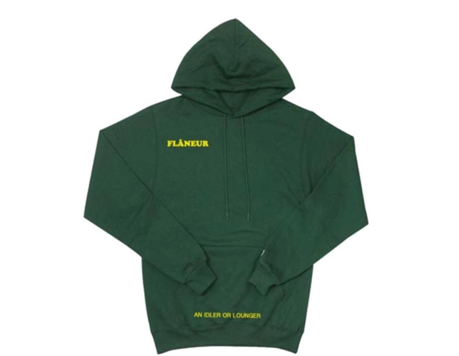 15777262f371 Champion FLÄNEUR DARK GREEN HOODIE Size xl - Sweatshirts   Hoodies ...