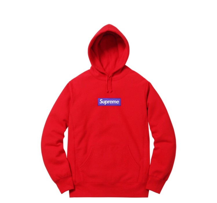 7242664187dc Supreme Box Logo Hoodie Red   Purple Confirmed Size l - Sweatshirts ...