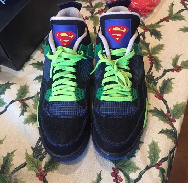 ac9db6225d41 Jordan Brand Doernbecher 4s Size 10 - Hi-Top Sneakers for Sale - Grailed