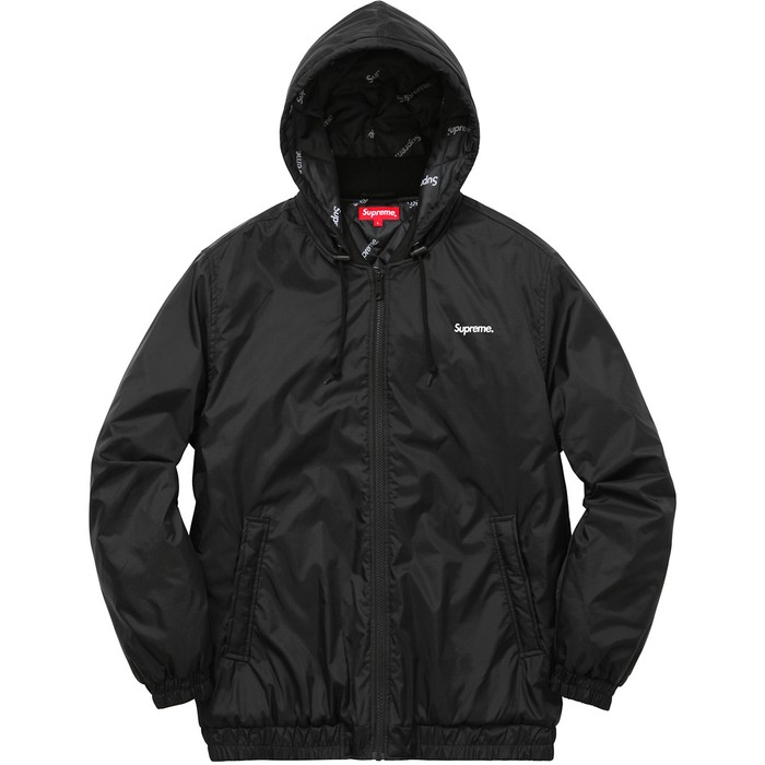 bccdbe0a5261 Supreme 2-Tone Hooded Sideline Jacket Size m - Light Jackets for ...
