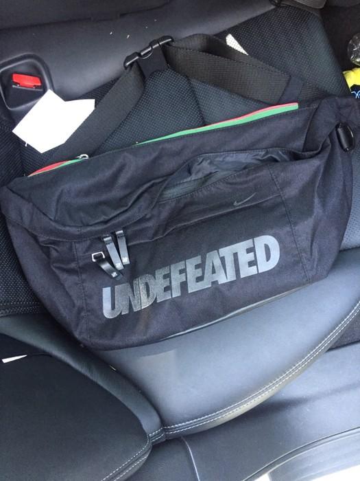 9e80fd0e7e Nike Nike X Undefeated Waist Bag Size one size - Bags   Luggage for ...