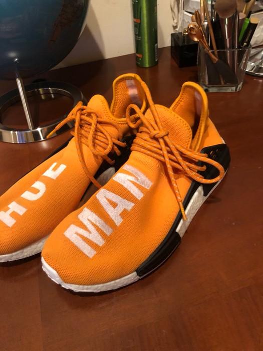 4e22ec286 Adidas PW Human Race NMD Tangerine Orange Size 10 - Low-Top Sneakers ...