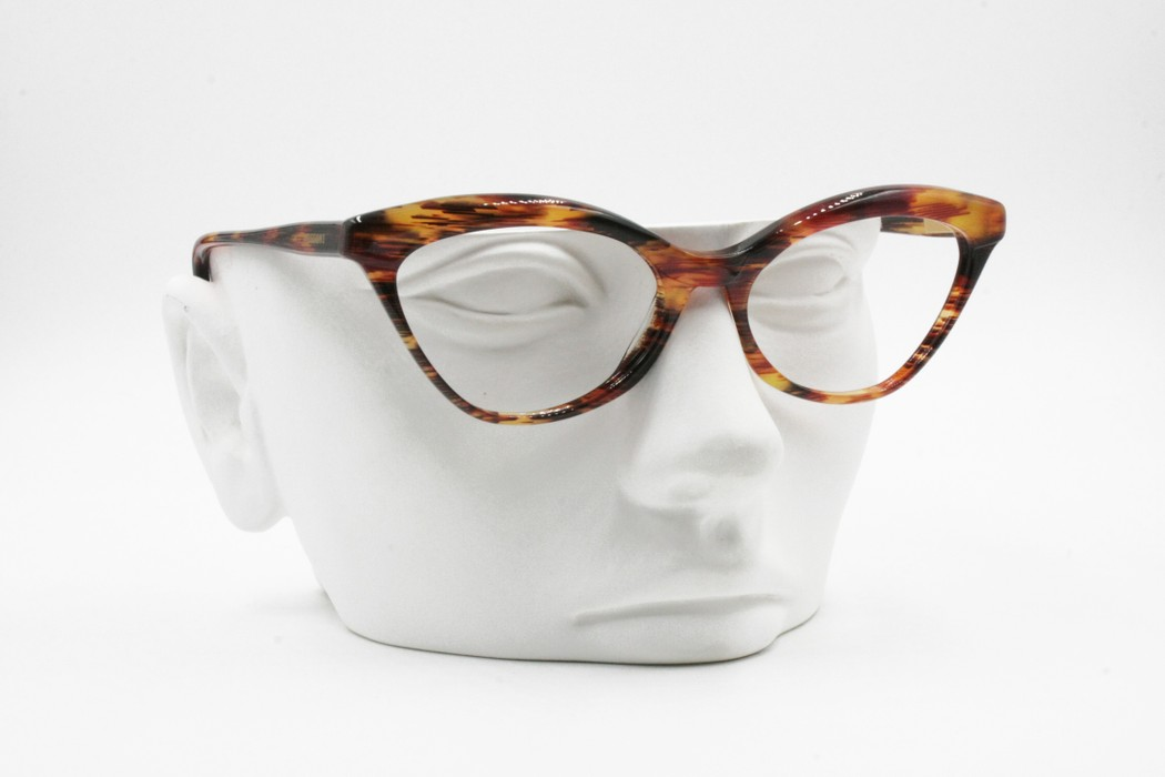 4cfb9bde0f Missoni Missoni M 224 Vintage 80s cat eye eyeglasses thick accentuated  eyebrows