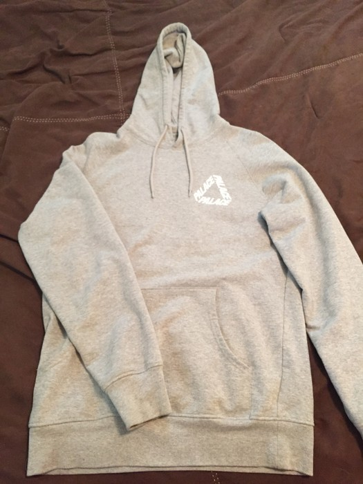 5e4bb686a712 Palace Palace P3 Hoodie Grey Size m - Sweatshirts   Hoodies for Sale ...