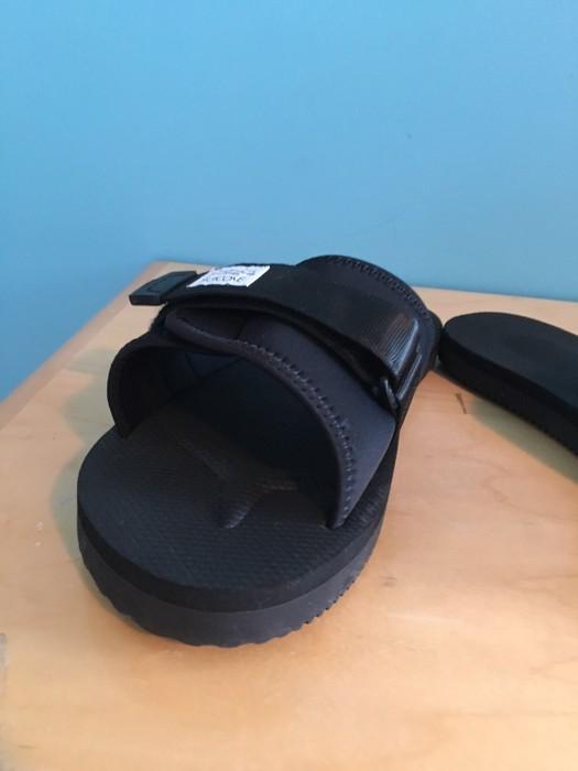 21508c6afacb Suicoke Padri Black Sandal Size 9 - Sandals for Sale - Grailed