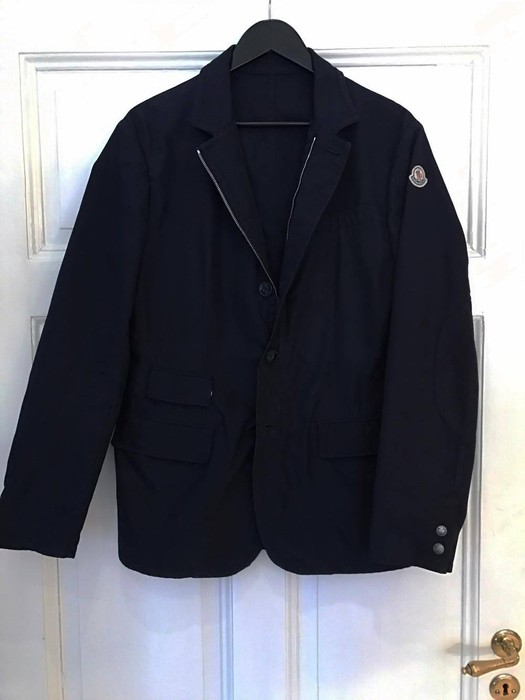 a0920721a Moncler Moncler Coquelicot Blazer Jacket Size l - Light Jackets for ...