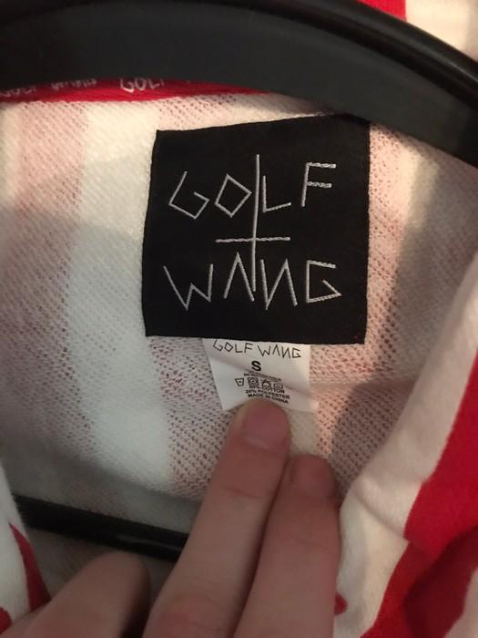 c08c99686d27 Golf Wang Kill Cat Stripe Size s - Sweatshirts   Hoodies for Sale ...