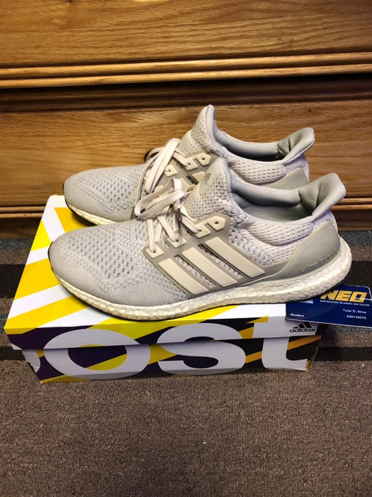 43875773206 Adidas Cream Chalk White Ultra Boost 1.0 LTD Size 11 - Low-Top ...