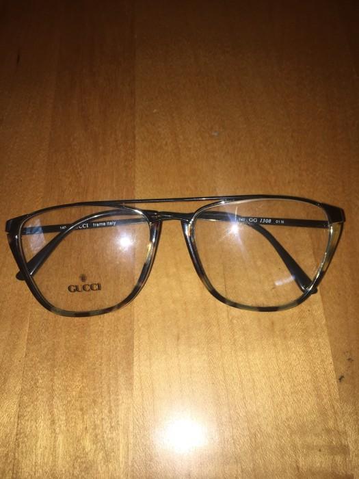 a3e3a6e09f2 Gucci GUCCI 1308 01N VINTAGE FRAMES COMPANY Size one size - Glasses ...