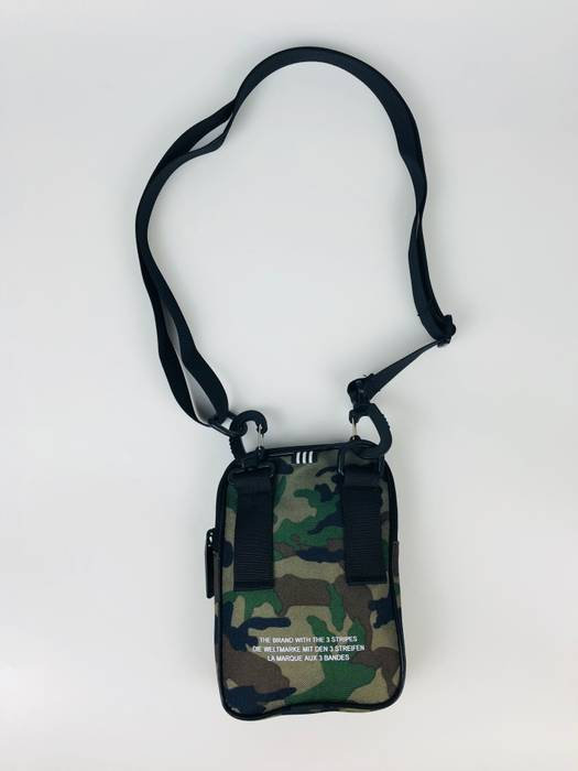 933e42f3610f Adidas adidas camo mini shoulder Bag sling crossbody bag Size ONE SIZE - 5
