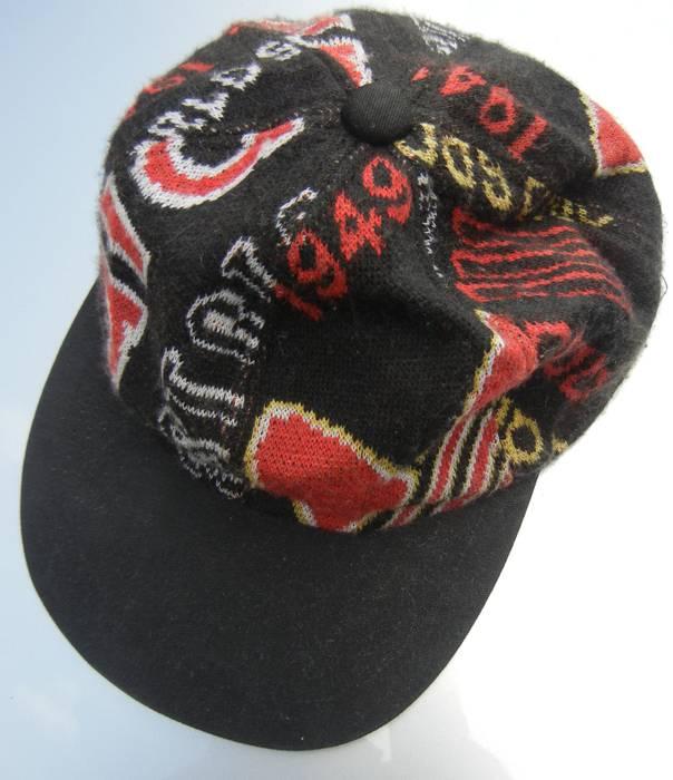 Adidas ADIDAS RETRO JAPAN WOOL CAP HATS VINTAGE ADIDAS TREFOIL Size ONE SIZE db73c5fada2