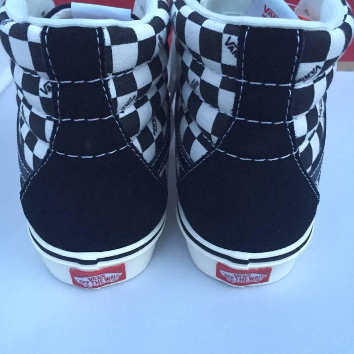 a575ff899feaf5 Vans Vans SK8 Hi Checkerboard Logo Ortholite Size US 13   EU 46 - 1