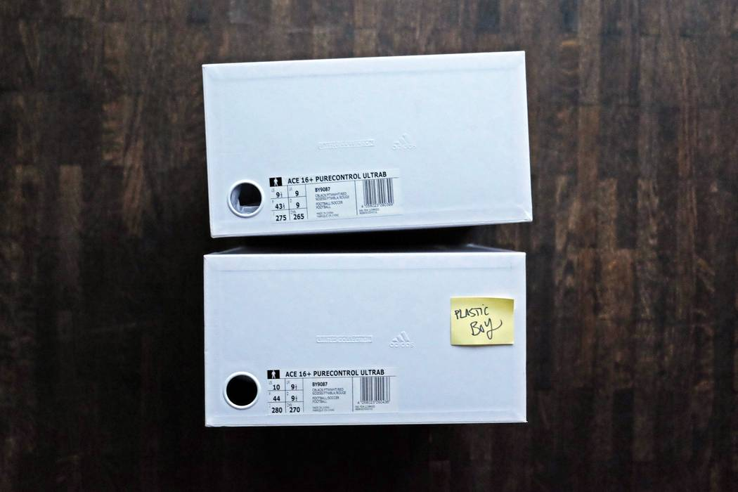 55cd98942 Adidas Adidas ACE 16 PureControl Ultra Boost US 9.5 · UK 9 · EU 43.3  Ultraboost