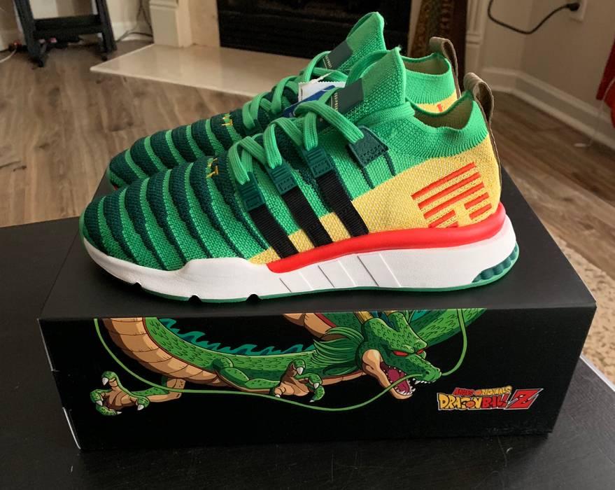 Adidas Adidas EQT Support Dragon Ball Z Shenron Size US 10   EU 43 - 1 98f0a74c4