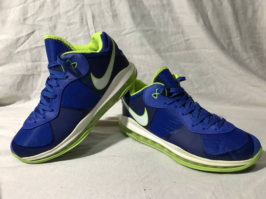 info for c260f 61c5a Nike. NIKE AIR MAX LEBRON 8 VIII V2 LOW SPRITE ...