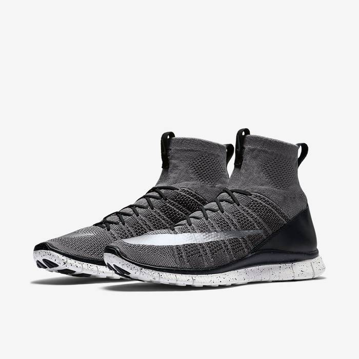 the latest 1736c a6bfc Nike. Free Mercurial Superfly Dark Grey