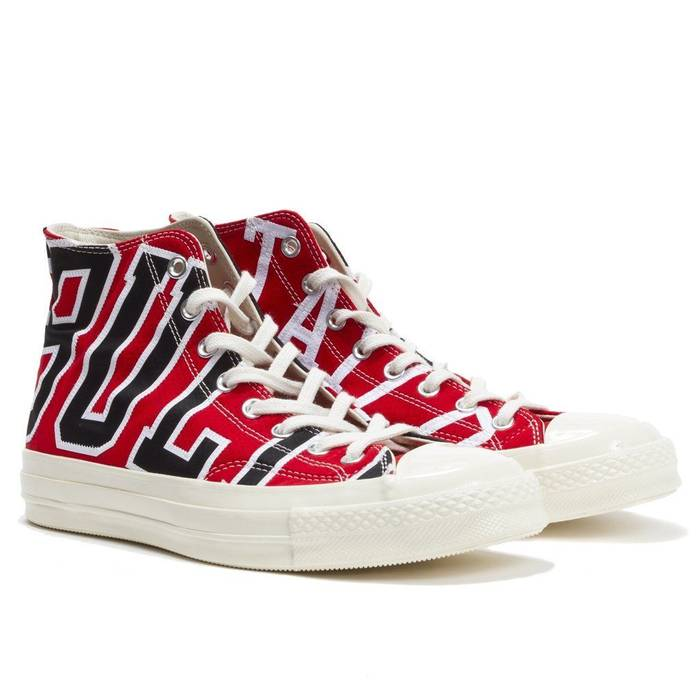 los angeles bcb77 a8df1 Converse CONVERSE x NBA Chuck Taylor 1970 Chicago Bulls Gameday 10 LIMITED  EDITION 1 of 250