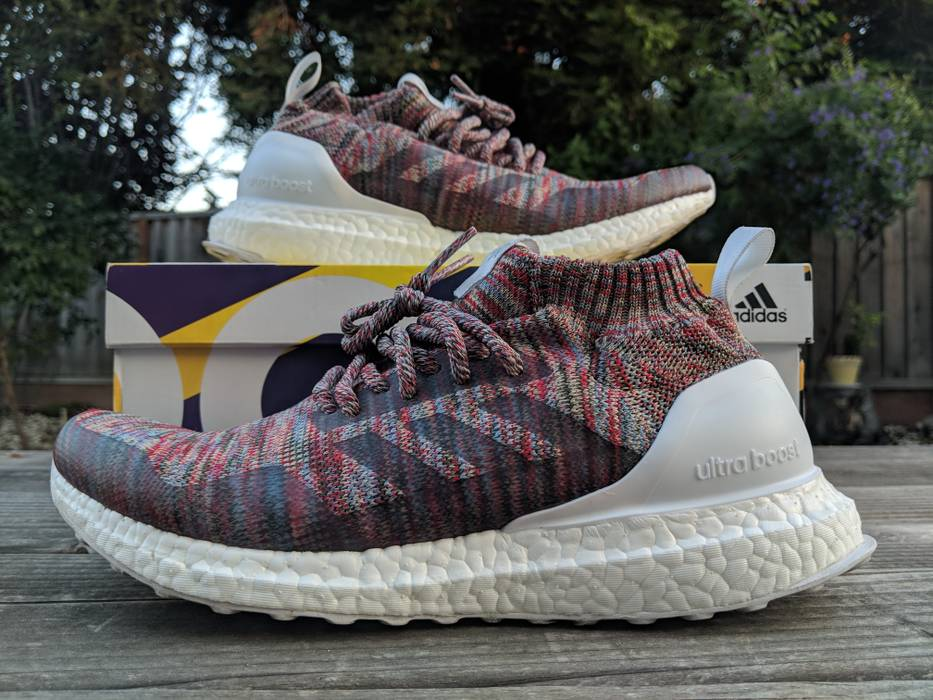 90e90cbadb59a Adidas adidas Ultra Boost Mid Ronnie Fieg Size 7 - Low-Top Sneakers ...