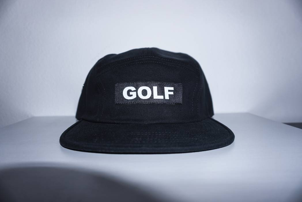 Golf Wang Golf Wang Solid Golf Camp Hat Size one size - Hats for ... 6109a93bc81