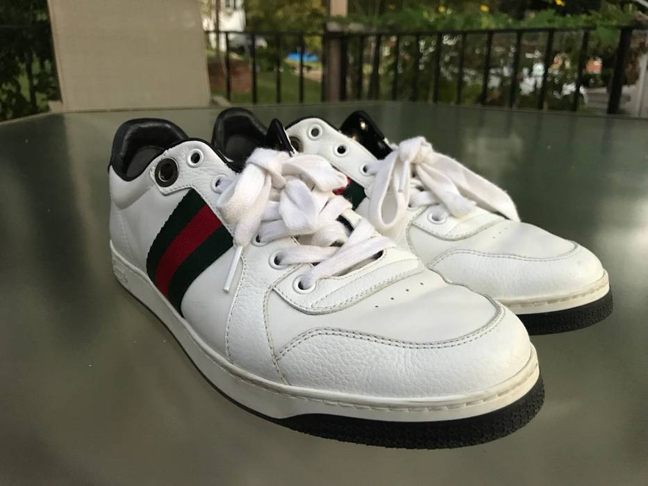74e5fae8d2c Gucci shoes Fit Like 7.5 Or 8 Size 7.5 - Low-Top Sneakers for Sale ...