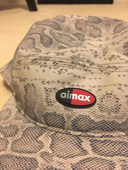 d0c64658fa153 Supreme Supreme Nike Air Max Running Hat Snakeskin 3M Size one size ...