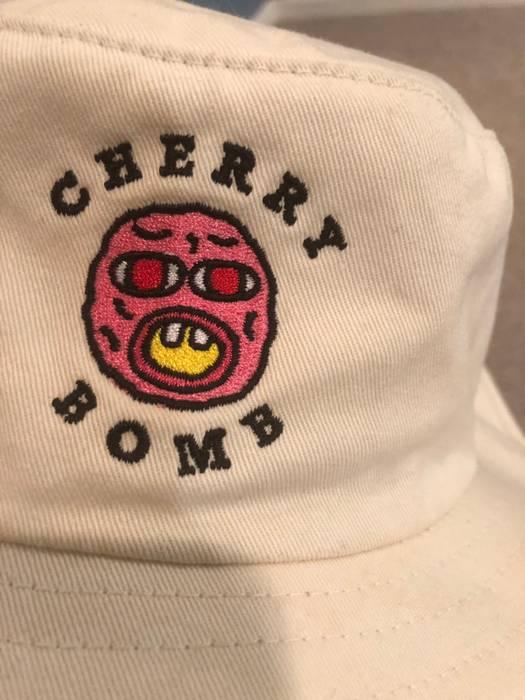 ca3b4cfa278 Odd Future Cherry Bomb Bucket Boonie Hat Size M L Size one size ...