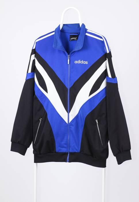 b03f4741de20d4 Adidas Vintage Mens ADIDAS ORIGINALS Track Top Jacket Size US XL   EU 56   4