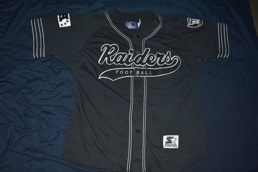 new style feb1d 6dfcf cheapest oakland raiders baseball jersey c6cc3 ba236