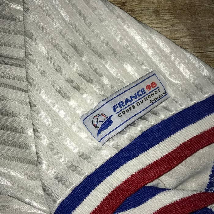 97549e6b2 Vintage Vintage 1998 USA France World Cup Soccer Jersey Size L Size US L    EU