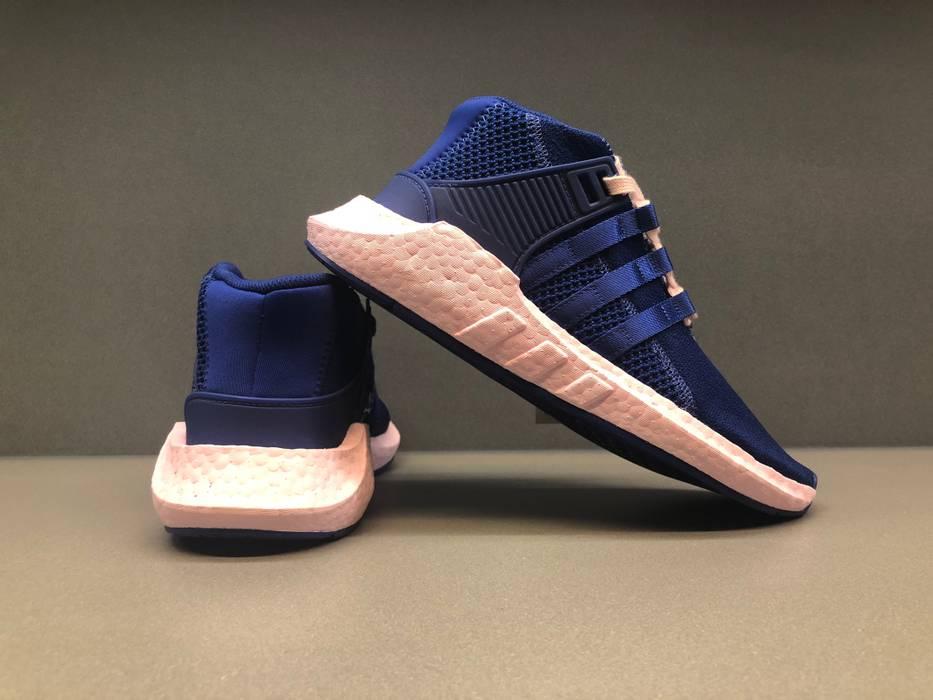 brand new 063be 4b07f Adidas Adidas x mastermind world eqt support future mid ultra mmw mystery  ink blue custom boost