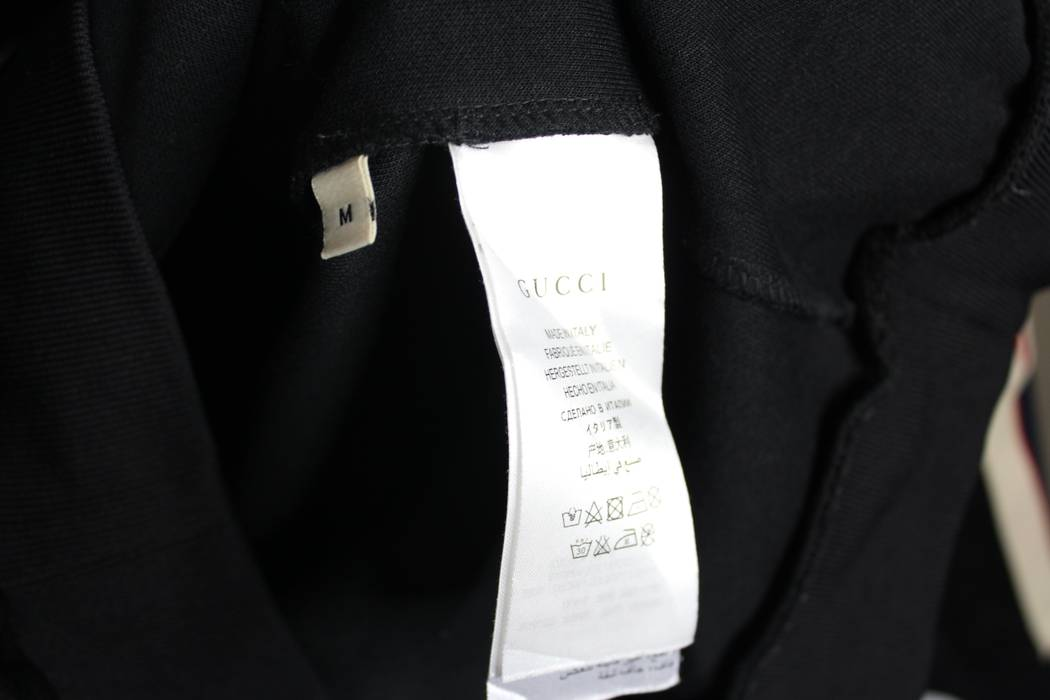 e558d9a711e Gucci Authentic Men s Gucci Technical Jersey Sweatshirt Hoodie (Removable  Sleeves) Size Medium Size US