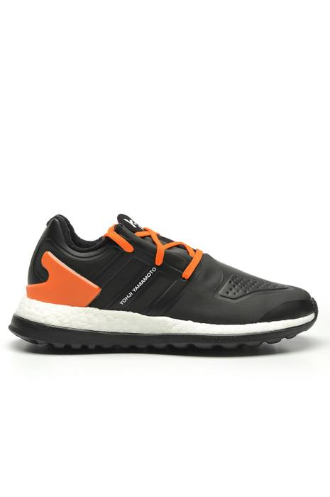 62cac995fc807 Y-3 Pure Boost ZG - Black Orange Size 8.5 - Low-Top Sneakers for ...