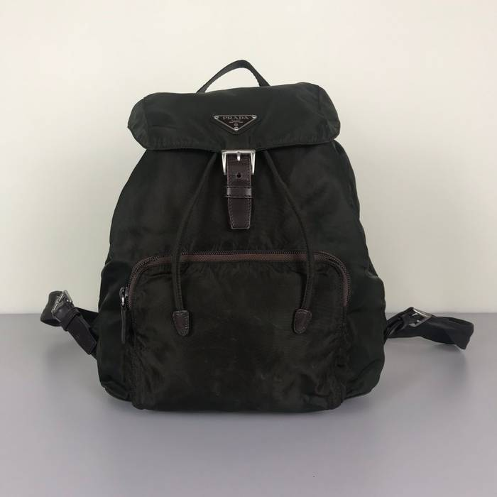 2727218c8d Prada 🔥FINAL DROP B4 DELETE🔥 Authentic Vintage Prada Backpack Bag ...