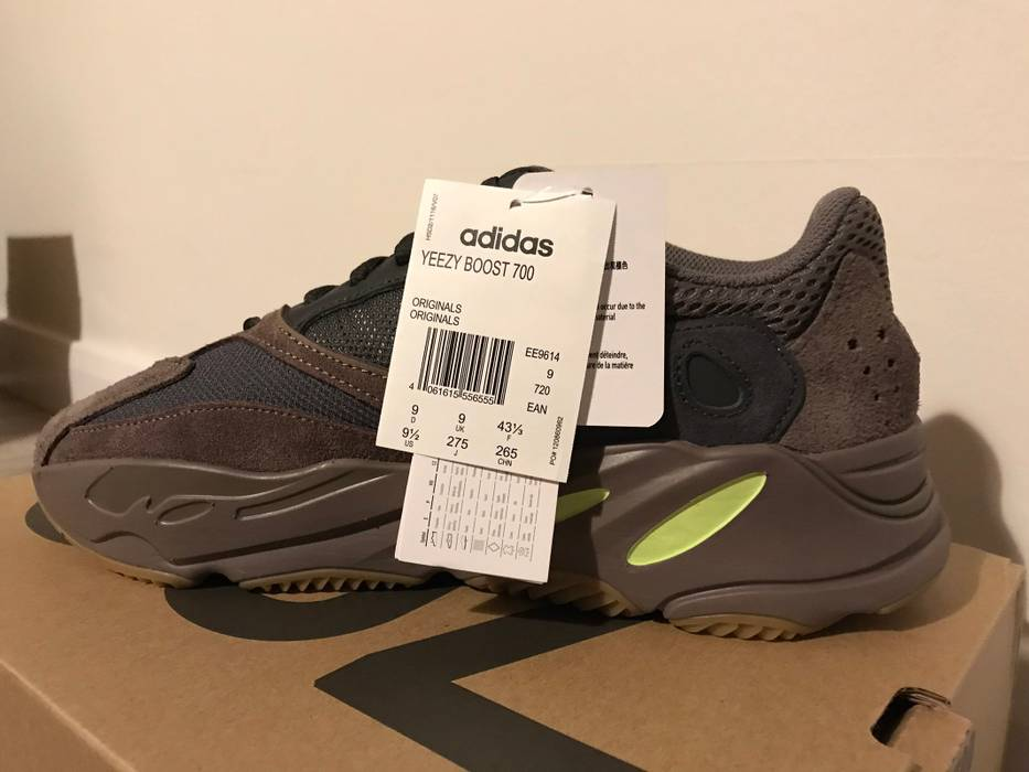 9f840f3758e37 Yeezy Boost Yeezy 700 Mauve Size 9.5 - Low-Top Sneakers for Sale ...