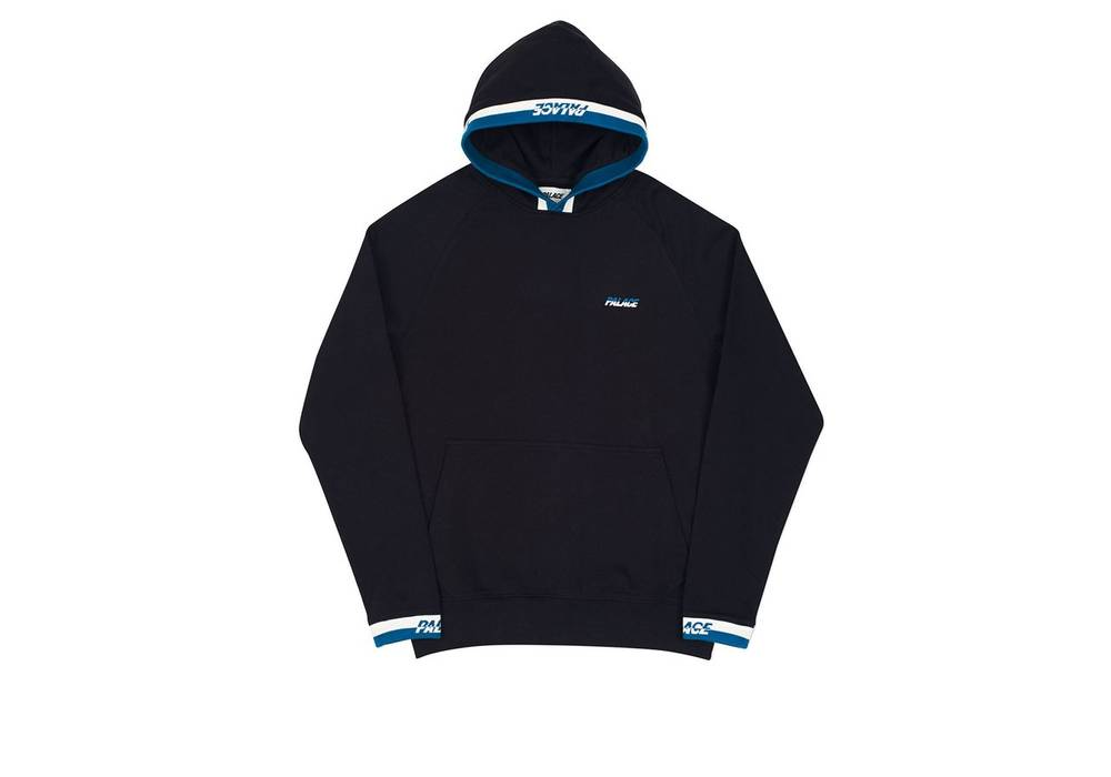 8f12cb152850 Palace Splitter Hood - Black Teal-White Size xl - Sweatshirts ...