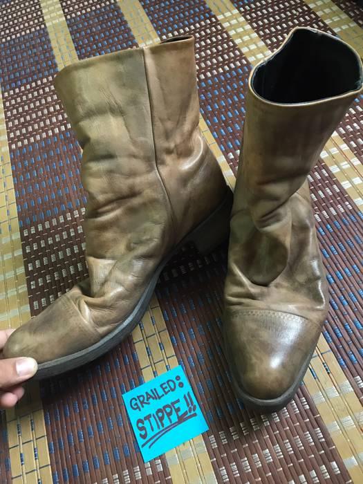 Miharayasuhiro OFFER YOUR BEST PRICE‼️Miharayasuhiro Leather Boots ... 4337d531f