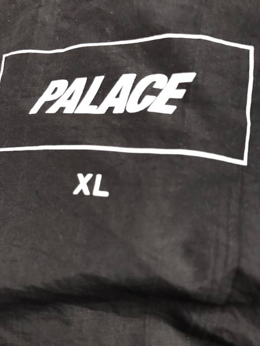 df2158c9d Palace SS15 PALACE Tech Black coach jacket Size XL Tri-ferg Size US XL