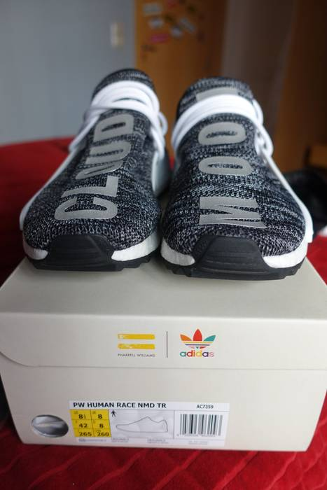 b7237743a Adidas adidas NMD Human Race TR OREO Size 8.5 - Low-Top Sneakers for ...