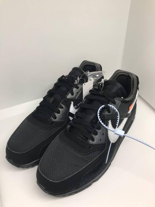 the latest 319d5 072da Nike Off white Nike air max 90 Size US 9  EU 42